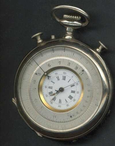What exactly is a slide rule watch? MEYRAT_PERDRIZET