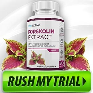 Live Active Forskolin Keeps You Energetic And Active Throughout The