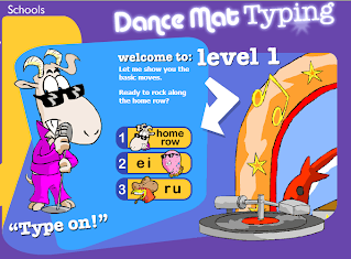 http://www.bbc.co.uk/schools/typing/levels/level1.shtml