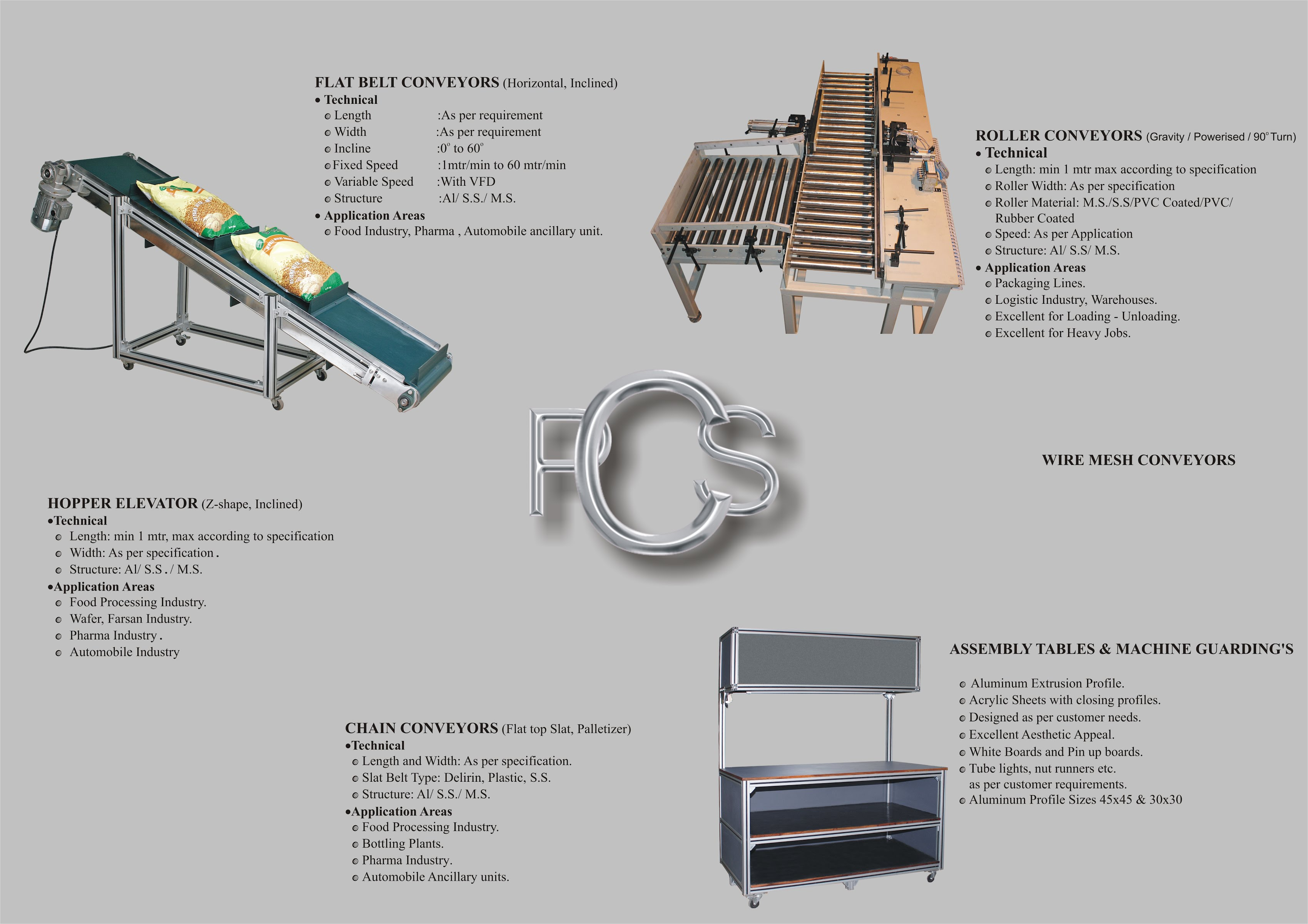 PARAB CONVEYOR SYSTEMS - SMC exports and imports