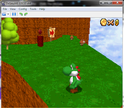 New projects - Super Mario Star Land