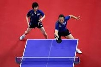 Table tennis study guide smoy middle school physical - Serving in table tennis rules ...