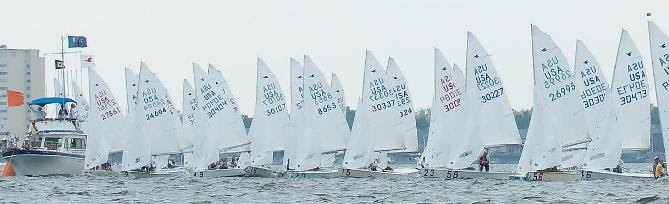 Start of Nationals '09