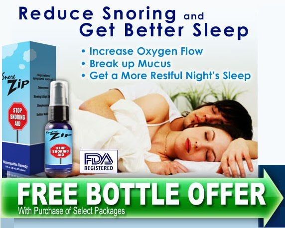 Snore Zip Spray