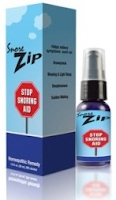 Snore Zip Spray Bottles