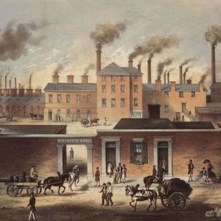 a history of economy and industry in britain First industrial revolution in british north america: 1780s to 1860s  much of this  industrial economic activity took place in ontario and québec,  of an industrial  system that exploited workers (see working-class history.