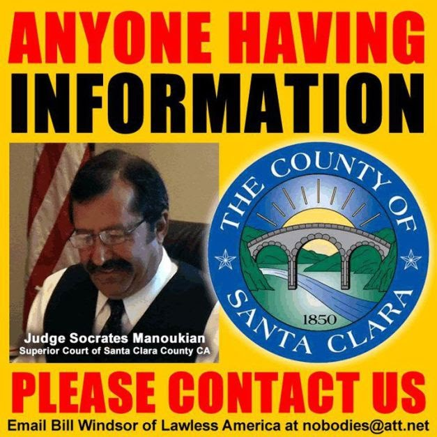 Socrates Manoukian San Jose California Judge