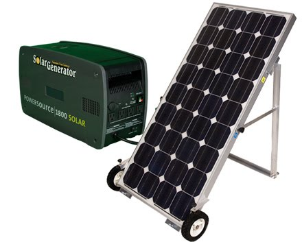 xantrex xpower powersource 1800 solar solar powersource 1800 backup generator kit 90 watts solar panel