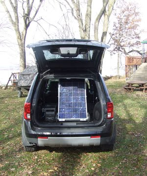 xantrex xpower powersource 1800 solar figure shows how solar powersource 1800 is portable for all