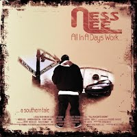 Ness Lee - All In a Day's Work LP