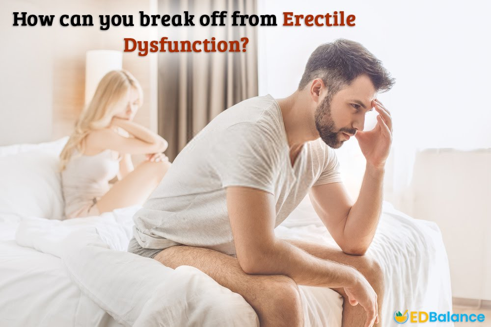 how long can you have erectile dysfunction