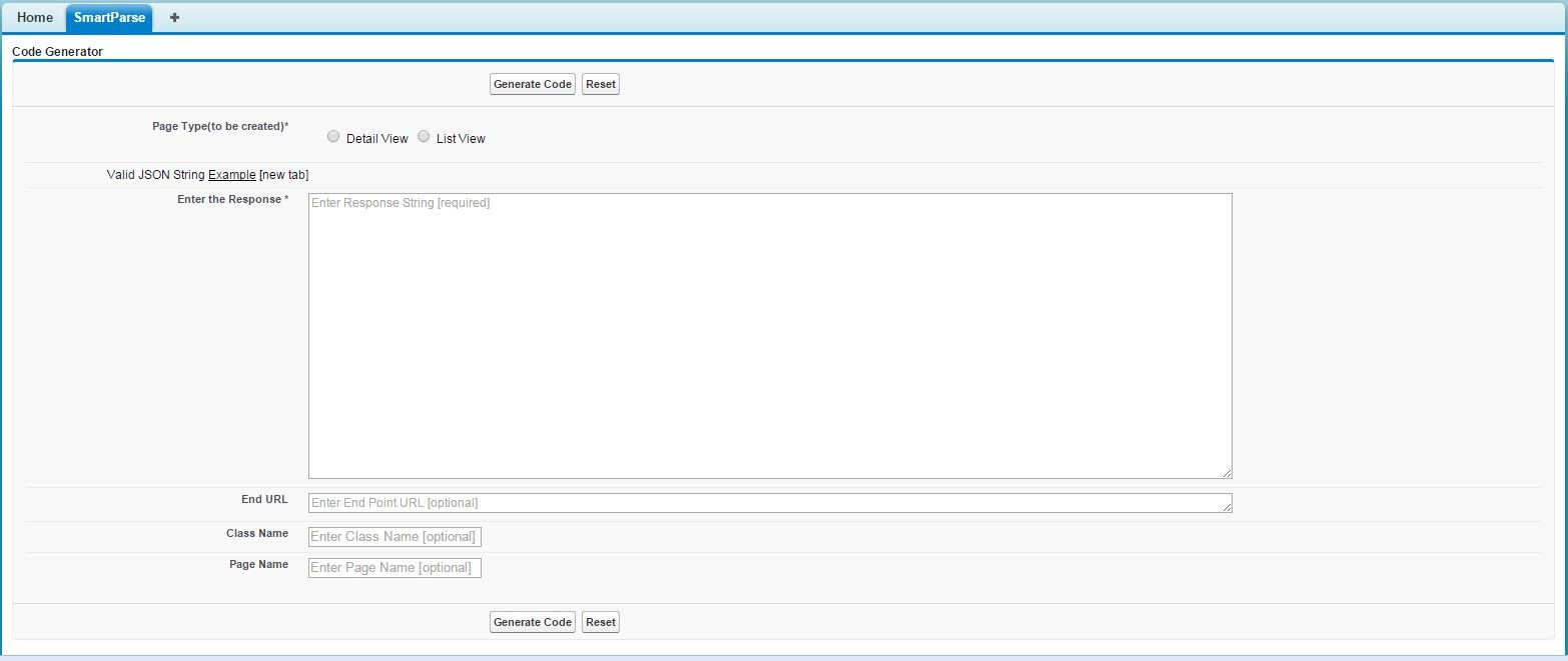 Smart Parser - Ready Solutions - Salesforce