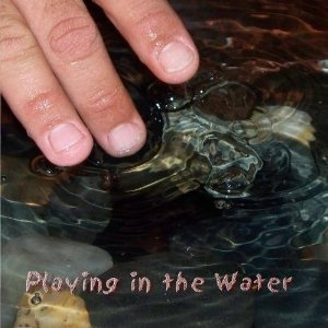CD Cover for Playing in the Water