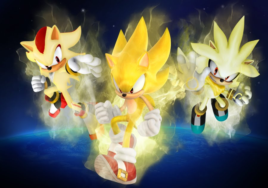 Super Forms Sonic The Hedgehog Facts And Games