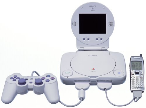sony playstation 1. along with this deal, sony decided to create another and nintendo console a \ playstation 1