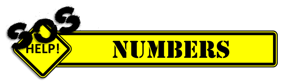 NUMBERS CONTENTS