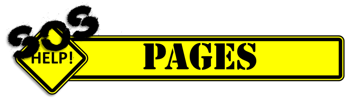 PAGES CONTENTS