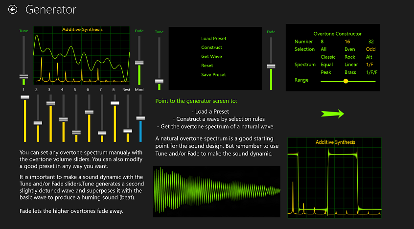 the analysis and resynthesis sound spectrograph 0.2.3