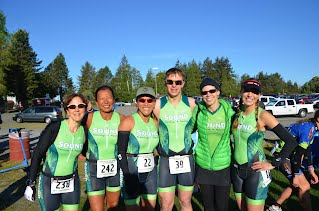 STR at 2016 Mt Rainier Duathlon