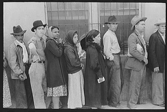 the experience of the great depression essay Read the full-text online edition of essays on the great depression (2000)   make sense of events for which their experience had not prepared them to  ordinary.