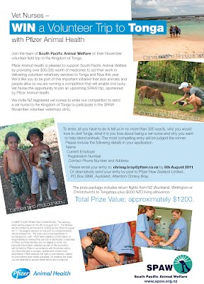 Stories and News - South Pacific Animal Welfare