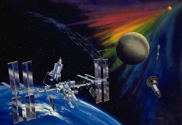 THE SPACE EXPLORATION INITIATIVE [1989]