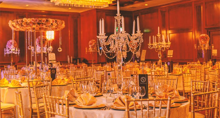 Table Setting Is A Vital Part Of Catering Spice City UK - Catering table setting