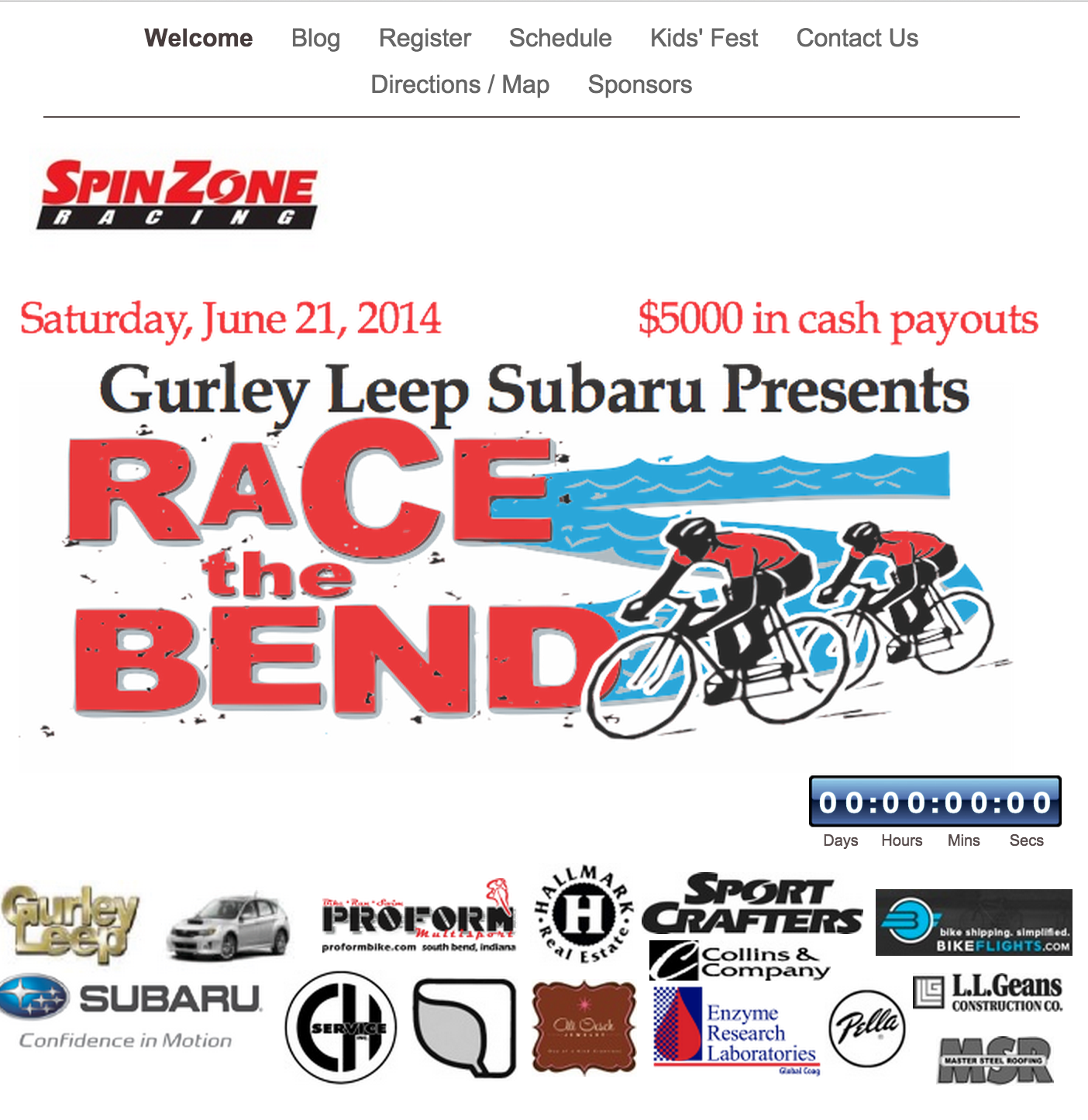 2014 Race the Bend