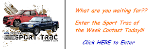 Click HERE to Enter the Sport Trac of the Week Contest!