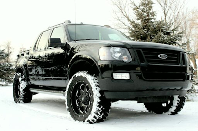 2007 ford explorer sport trac 4x4 limited v8
