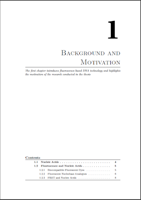 Phd thesis latex