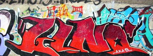 GRAFİTİ'DE NE Kİ? Nerelere yapılır ? Grafiti4
