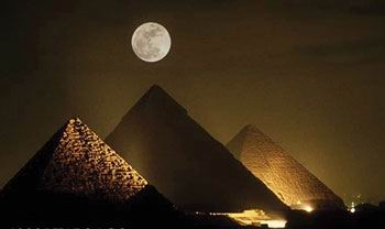 Prophecy Moon Over Khnum-Khuf (the god Khnum protects me)