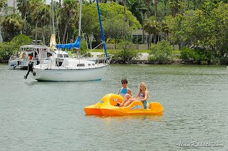 2 Seater Paddle Boat