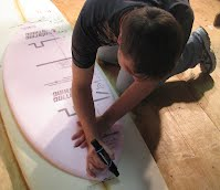 skimboard template - properties wave of the future skimboard experimentation