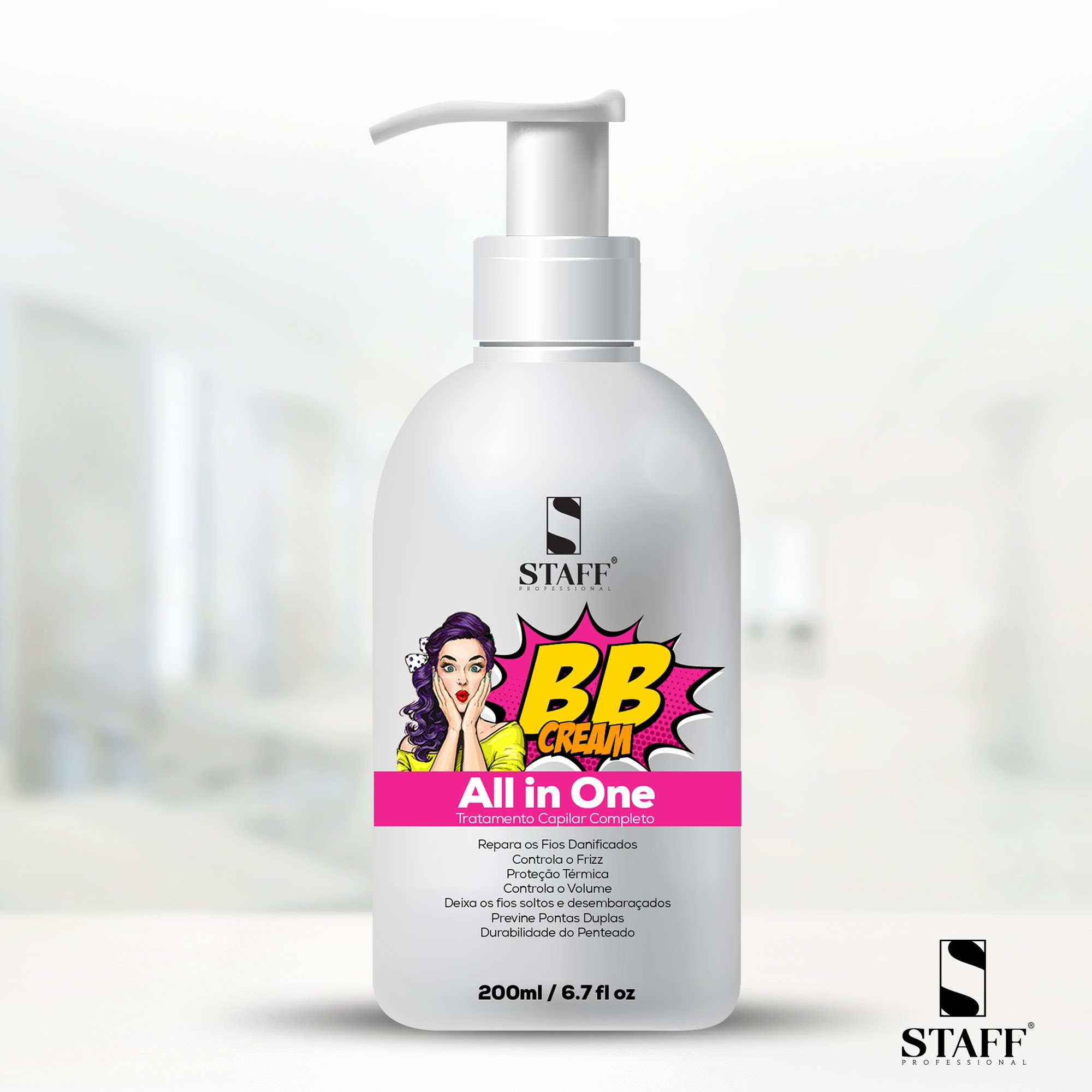 BB CREAM - ALL IN ONE