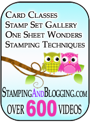 Stamping And Blogging