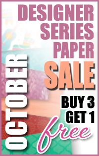 Designer Series Paper Sale, Stampin Up