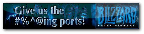 give us the ports!