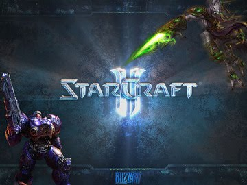 StarCraft 2 Wallpaper - Tweaked