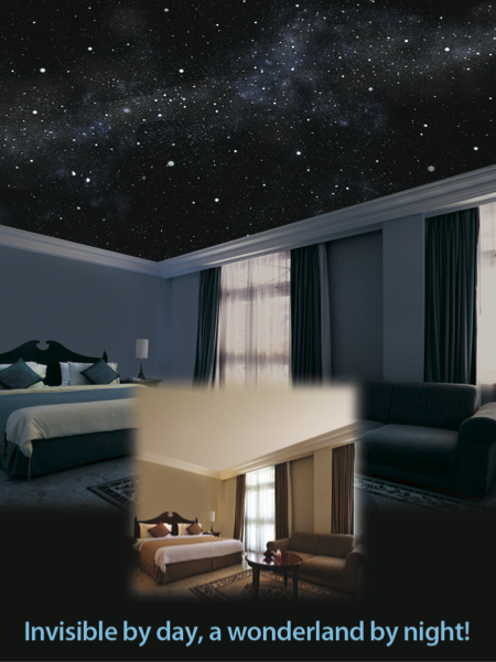 WV Stargazing Rooms