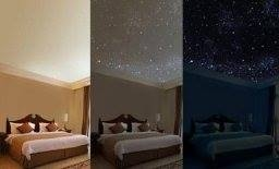 West Virginia Stargazing Bedrooms