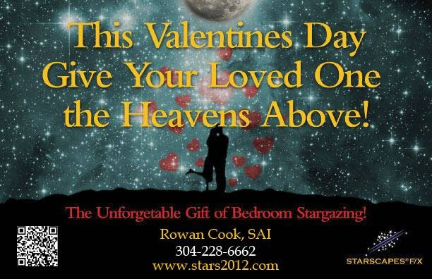 West Virginia Star Gazing Rooms for Lovers