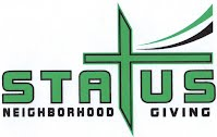 Status Neighborhood Giving Logo