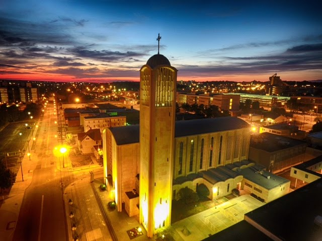 Saint Columba Cathedral Youngstown Ohio