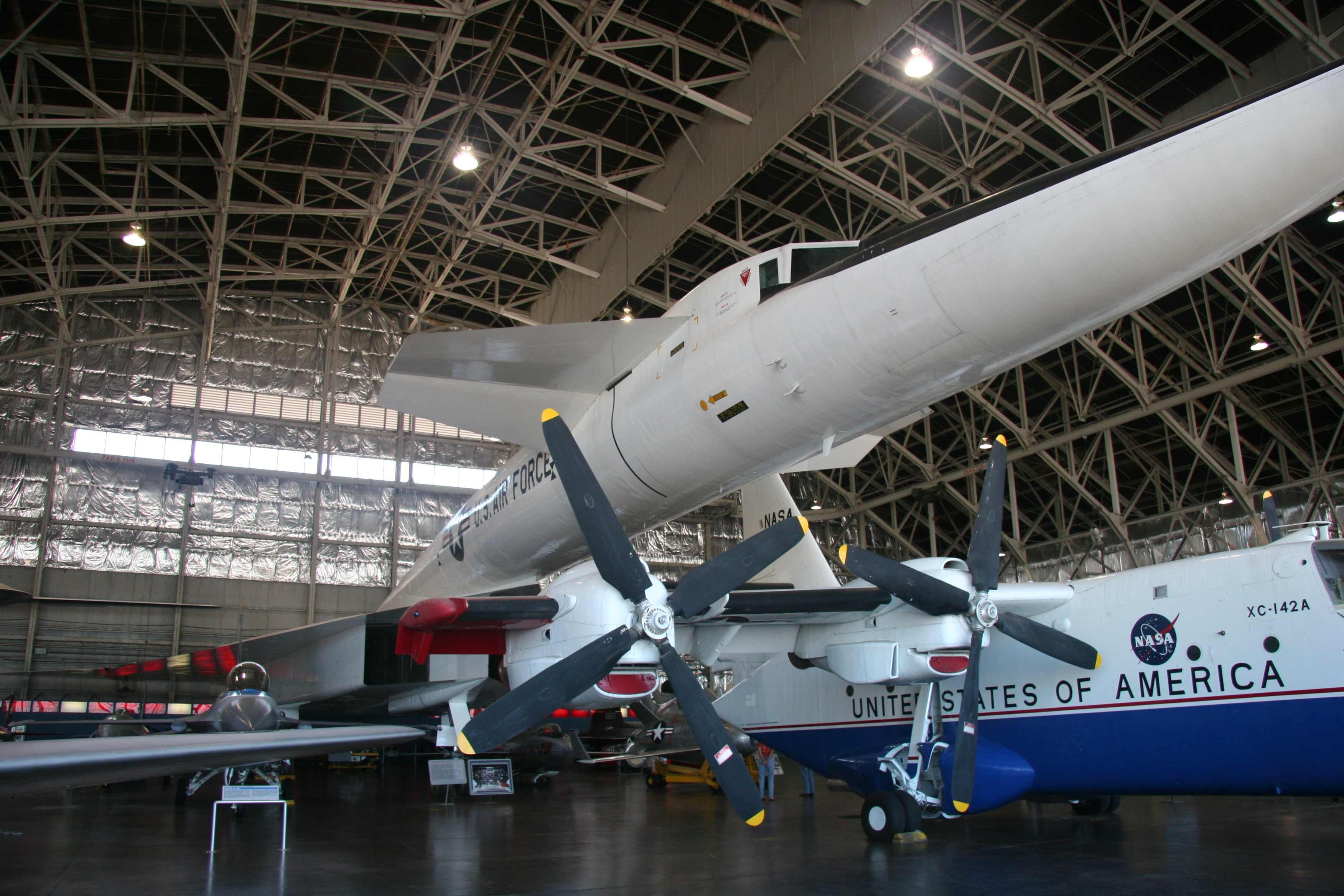 Usairforcemuseum Stcoyle - Us air force museum