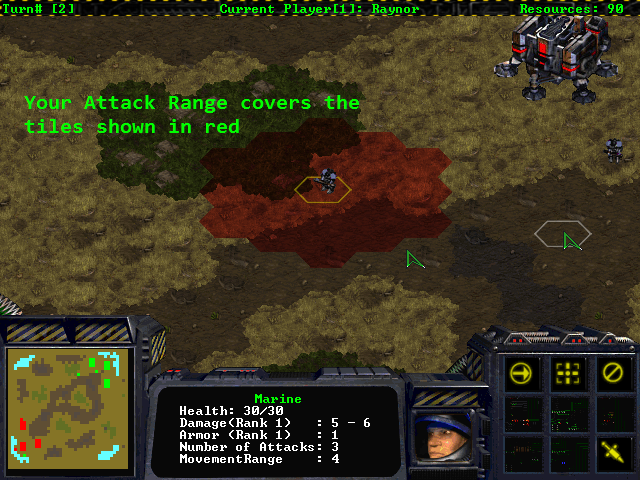 Starcraft: Tactics, my first group project  Don't sue me blizzard I