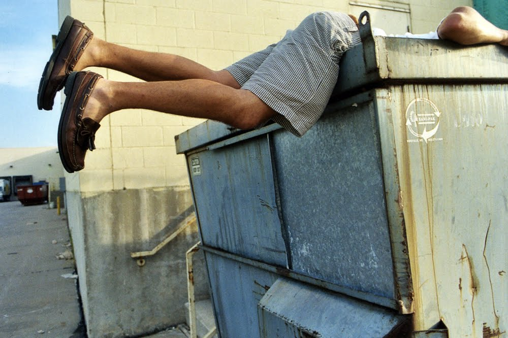 Please Eighner On Dumpster Diving Essay might