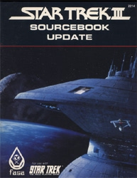Star Trek III Sourcebook Update