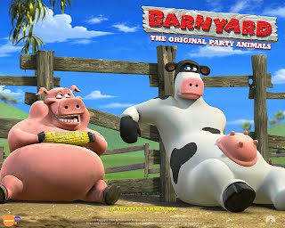 Back At The Barnyard Slop Bucket Games Released PAL Regions Under Name Cowlympics Is An Action Video Game By THQ In